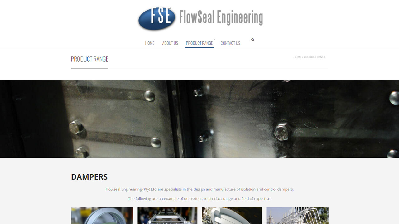 Flowseal Engineering Gets Some Online Flow…